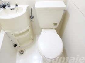 キレイなトイレですね♪