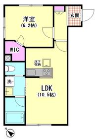 グランデ雪谷 105号室