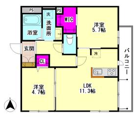 仮)大田区萩中3丁目シャーメゾン 301号室
