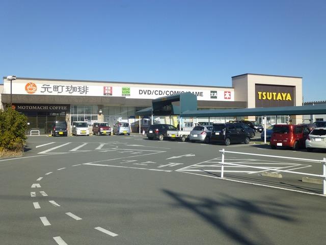 TSUTAYA伊勢上地店