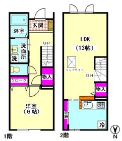 サンスクエア等々力 106号室