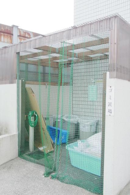 スカイコート宮崎台共用設備