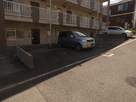 嬉しい敷地内駐車場