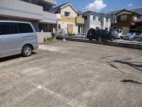 駐車場です!