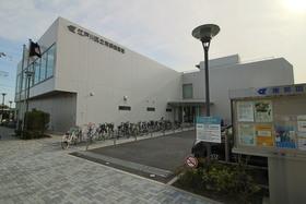 江戸川区立東部図書館