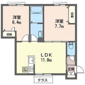 大井6丁目シャーメゾン 102号室