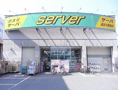 ドラッグストアサーバ生野巽中店