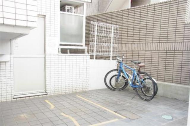 スカイコート宮崎台第4駐車場