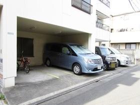 一部駐車場です!