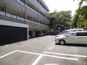 広ーい駐車場!