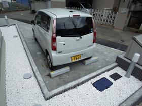 駐車場一台!