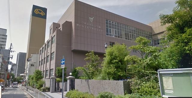私立神戸女子大学三宮キャンパス