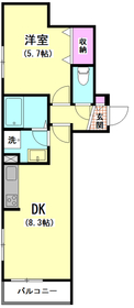 (仮称)西蒲田7丁目メゾン 203号室