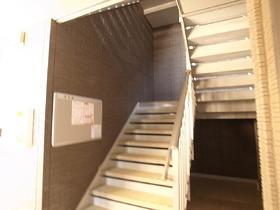 階段で移動です~