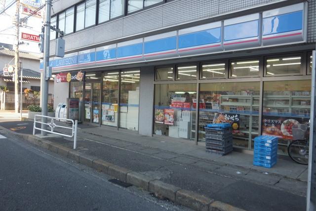 ローソン市川湊店