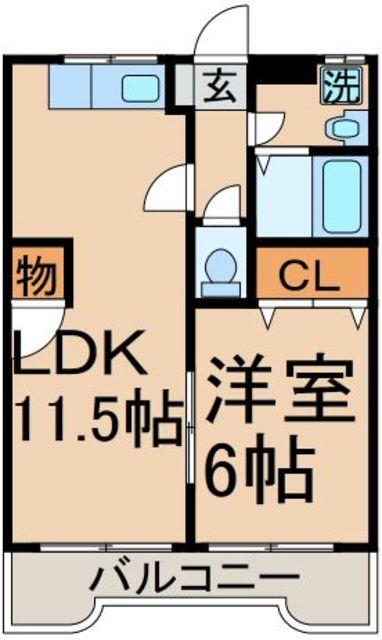 LDK11.5 洋6