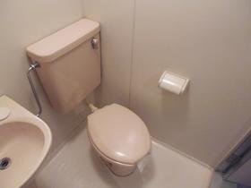 トイレもとっても綺麗です。