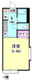 アーバニティ・K2 203号室