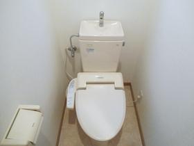ウォシュレット付トイレです!