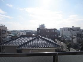 前面に高い建物がないのでこの眺望!