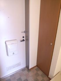 玄関にはシューズボックスも設置!