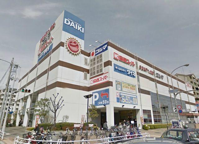 関西スーパー大開店