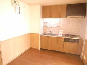 キッチンもきれいです☆