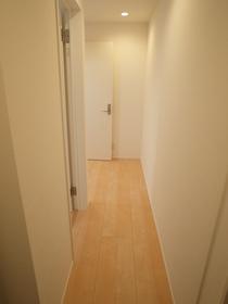 きれいすぎる廊下!