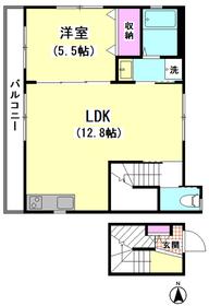 マグノリア常盤�U(仮)大森北3丁目メゾン 301号室