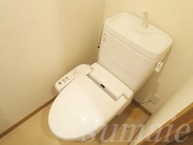 ☆ウォシュレット付のトイレです☆
