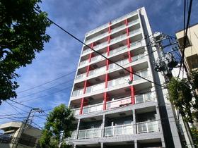 陽当たり良好の分譲賃貸マンション