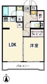 榮マンション 201号室