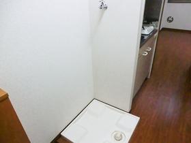 室内洗濯機置き場有り!!
