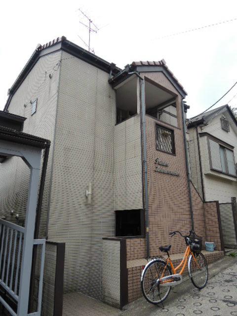 パレス片倉町の外観画像