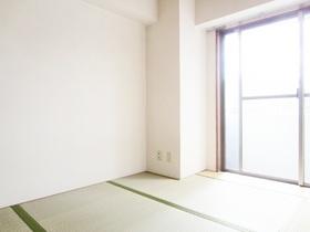 日当たりの良い和室!