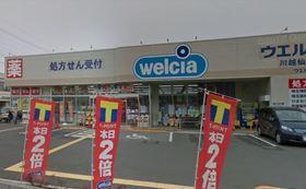 ウエルシア川越仙波2号店