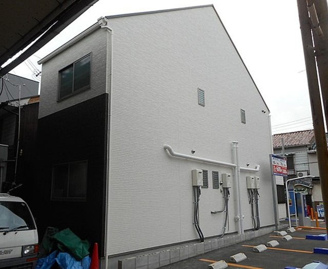 神戸市長田区二葉町2丁目の賃貸アパート