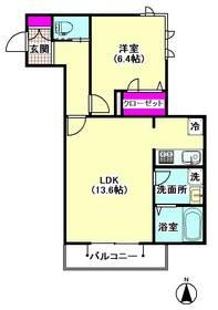 メゾン・シュシュ 207号室