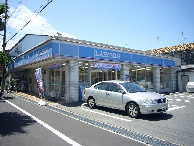 ローソン新稲店