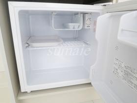 小型冷蔵庫置場です☆