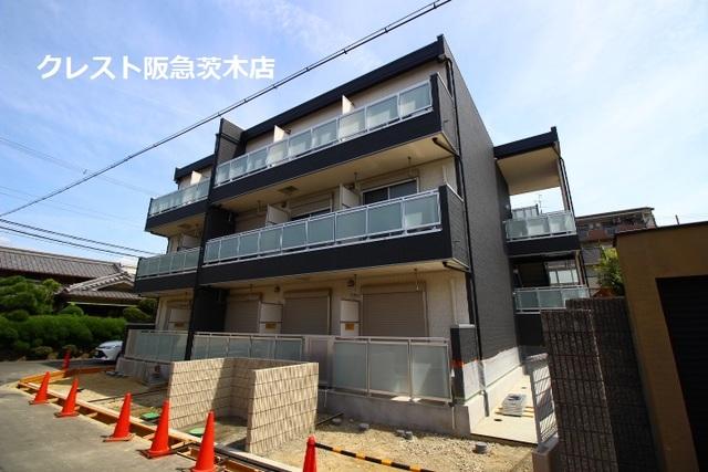 ガーデンコート正雀/鉄骨/3階建て