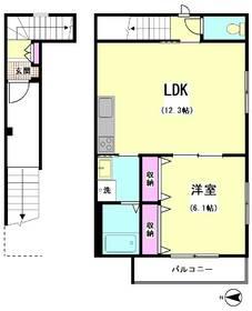 メゾンTSUCHIYA 301号室