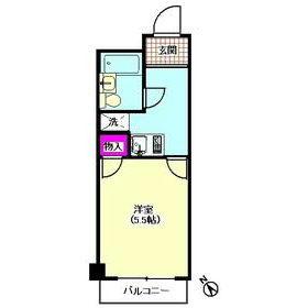 グランヴァン武蔵小山 203号室