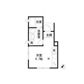 メゾン桜坂 103号室
