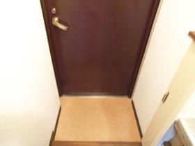 玄関スペースはこんな感じです★