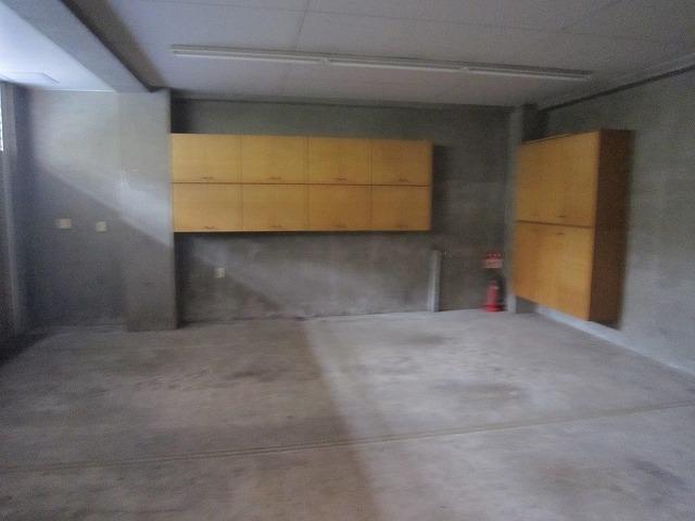 サンメートテラス駐車場