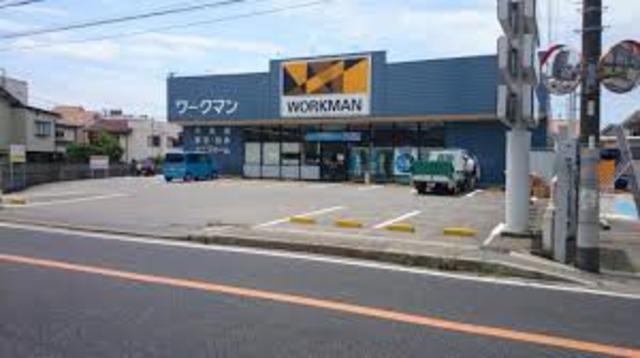ワークマン明石江井ヶ島店