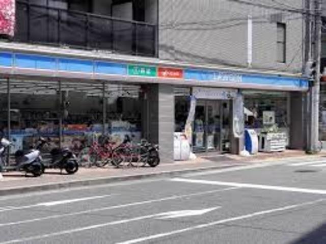 ローソン阪急御影駅前店