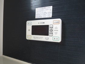 お風呂の給湯器リモコン