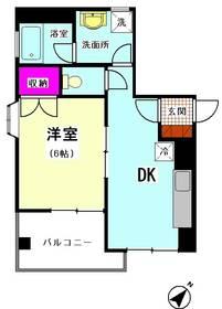 マーレ品川 201号室